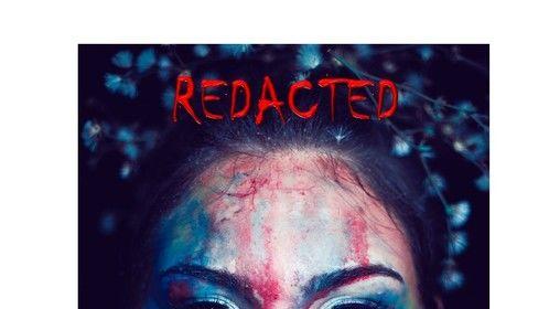 cover of my new horror/suspense novel
