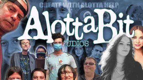We can never do this alone, and we are here to help. When a Little Bit is NOT Enough! Alottabitstudio.com