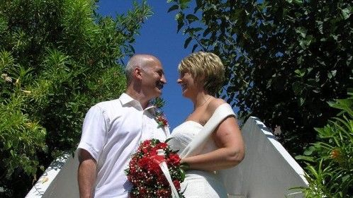 renewing vows after 20 years.