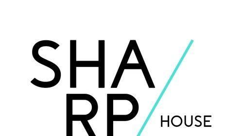 Sharp House logo
