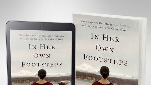 In Her Own Footsteps, by D.J. Richardson