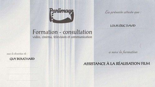 Assistant Director - Film