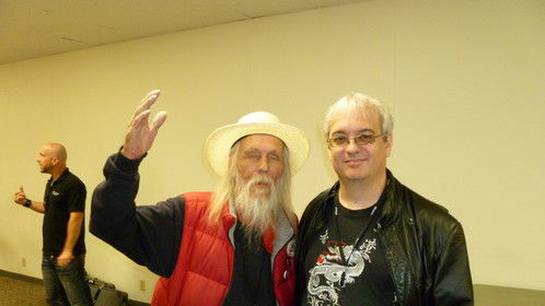 George Clayton Johnson and Mark O'Bannon