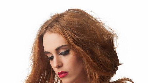 Model: Ashley O'Shae Photography: Sam Dickinson