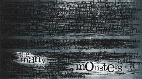 Poster (version 2) for Many Monsters