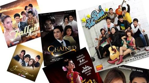 My company, Broadcast Thai Television