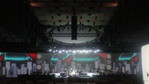 Bio-Med sales convention w/DAUGHTRY, Spring 2012