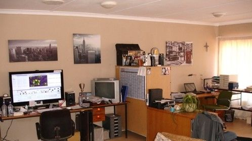 Our Editing suite