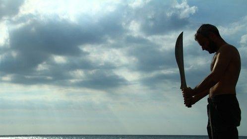 THE MYTH OF SALEH SHARIF, Zahi Farah, 2013