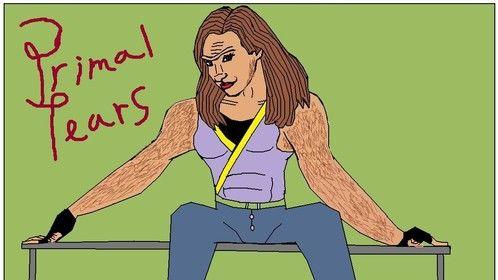 Fan art of Sage Shepard from the book Primal Tears