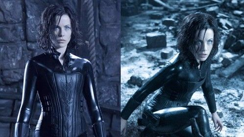 Selene from Underworld Replica