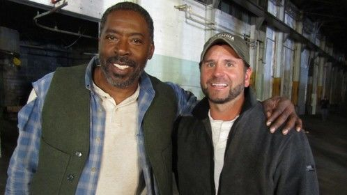 Working with Ernie Hudson