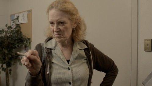 Actress, Gail Cronauer
