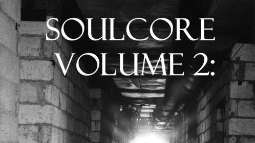 Cover for second Soulcore book