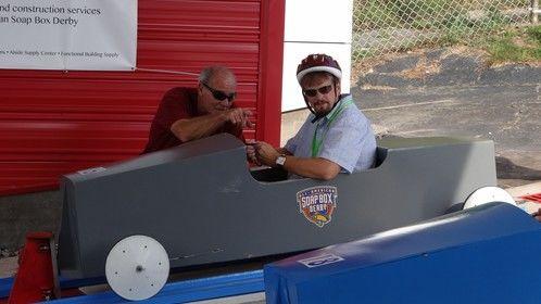 Racer Scott