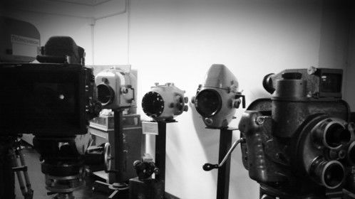 Motion Picture Cameras Museum of Rome II