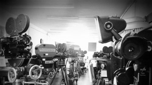 Motion Picture Cameras Museum of Rome I