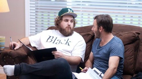 director CODY BOWN (left) and producer LUKE BARLOW (right)