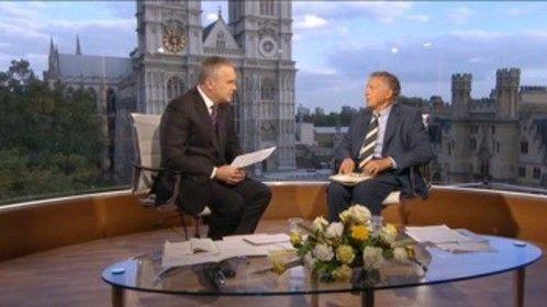 Papal visit to UK, BBC