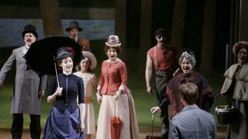 Sunday in the Park with George - Saint Louis Repertory Theatre - Directed by Rob Ruggiero
