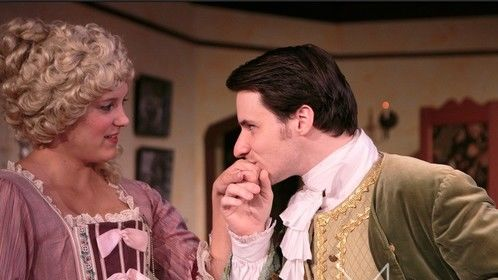 She Stoops To Conquer (onstage 2012)