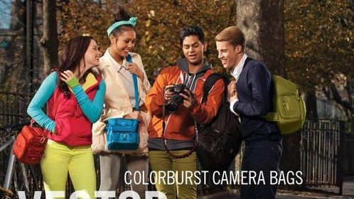Vector Camera Bags