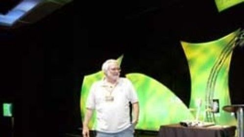 Ron oversees all location productions including this national convention for Herbalife.