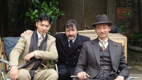 Nos années francaises - Director Kang Hong Lei