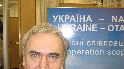 Volodymyr Serdiuk's self picture