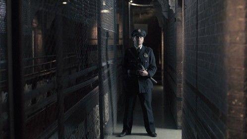 Officer Frank Vollero in Secret Cinema's 'The Shawshank Redemption'
