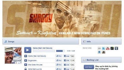Shaggy Screenshot