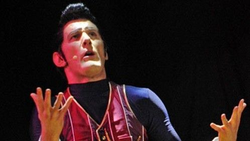 Scott Joseph as Robbie Rotten