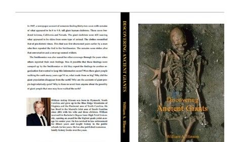 New Book : Discovering Ancient Giants