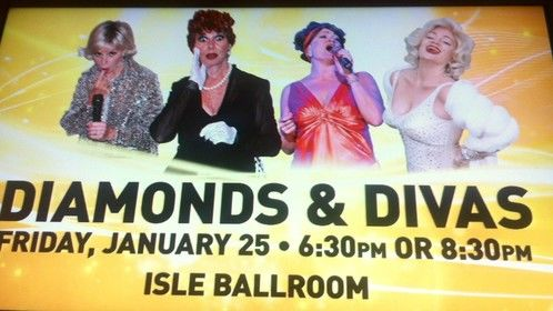 Lucille Marilyn Joan and Connie- great show !
