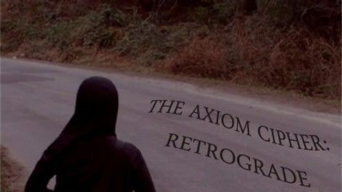 "Web series ""The Axiom Cipher: Retrograde"" as Ana"