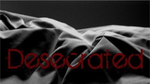Desecrated Cover by Jennifer Lander