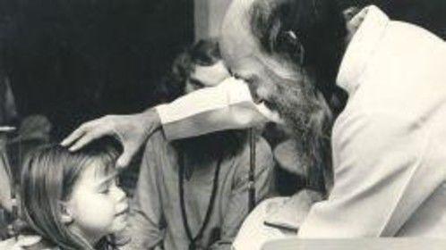 At the age of 6 I became a follower of guru Bhagwan Shree Rajneesh