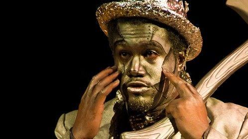 Colin Ivan Osborn as The Tin Man