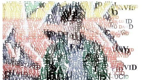 LUCID ALBUM COVER-DAVID WHALEN