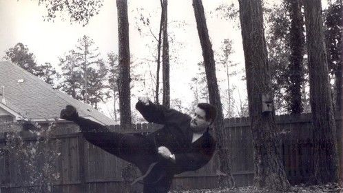 My passion for Martial Arts started when I was 14 after seeing Enter the Dragon