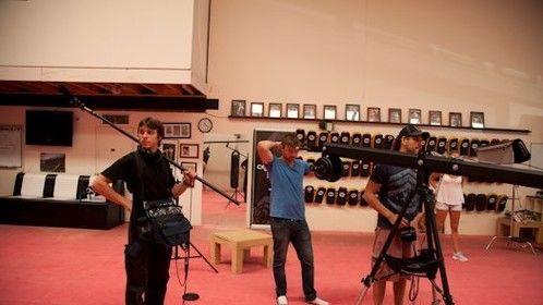 Warriors Of The Mongkon shoot