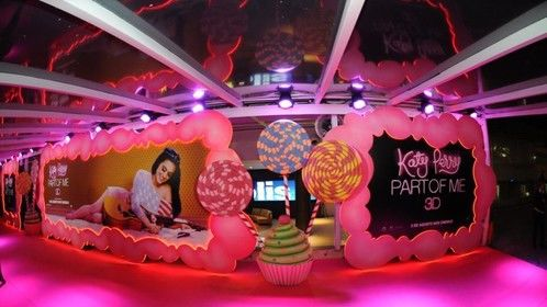 Premiere Katy Perry Party of Me - RJ