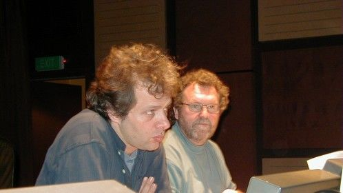 Director Richard Lowenstein and Me