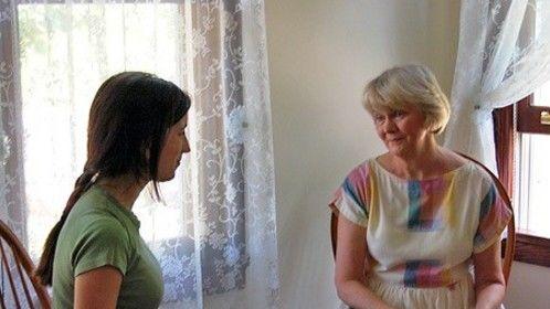 PICTURE BOWL - Barbara Jean & Henrietta