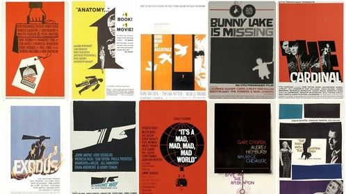 Has anyone ever made better posters than Saul Bass