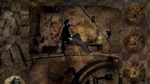 Afis Seeking Colour - Badelita Alexandru Petru
