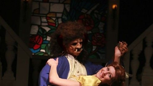 Beast for Covenant Day's production of Disney's Beauty & The Beast