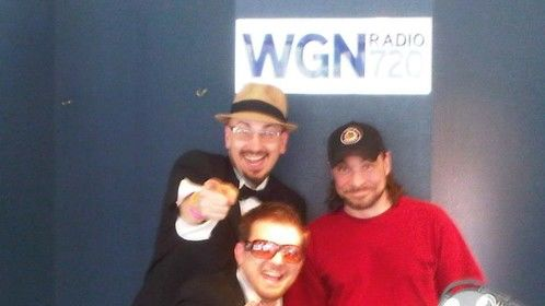 On WGN Morning Show