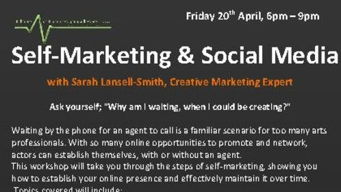Self-Marketing & Social Media Workshop