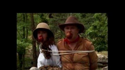 Scene from The Safari' TV ad